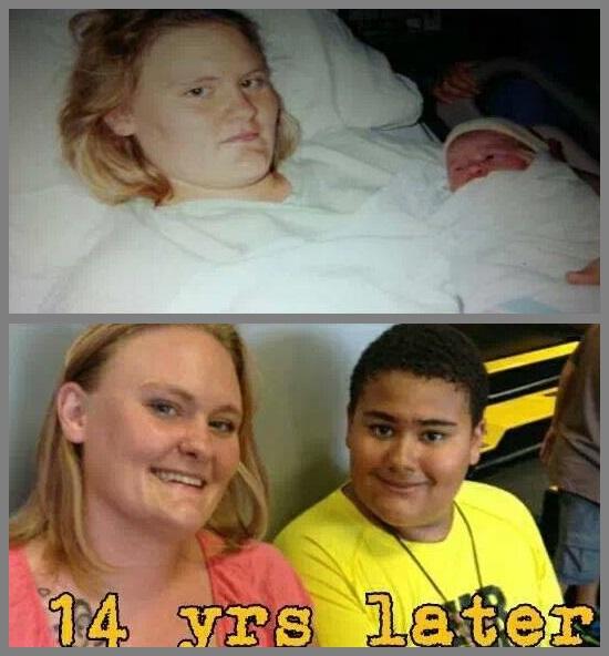 Amanda Harrod 14 Years Later