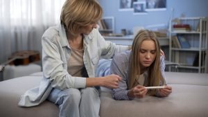 unplanned teen pregnancy option